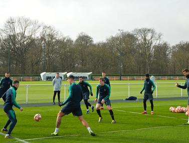 Tottenham Hotspur Siap Taklukkan Dortmund di Wambley