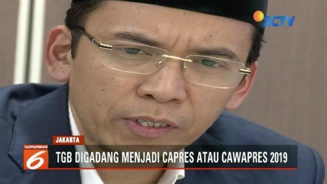 Gubernur NTB, Tuanku Guru Bajang Muhammad Zainul Majdi, memiliki pandangan seperti ini soal pemimpin yang dibutuhkan Indonesia.