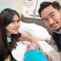 Syahnaz Sadiqah dan Ritchie Ismail (Instagram/ritchieismail)