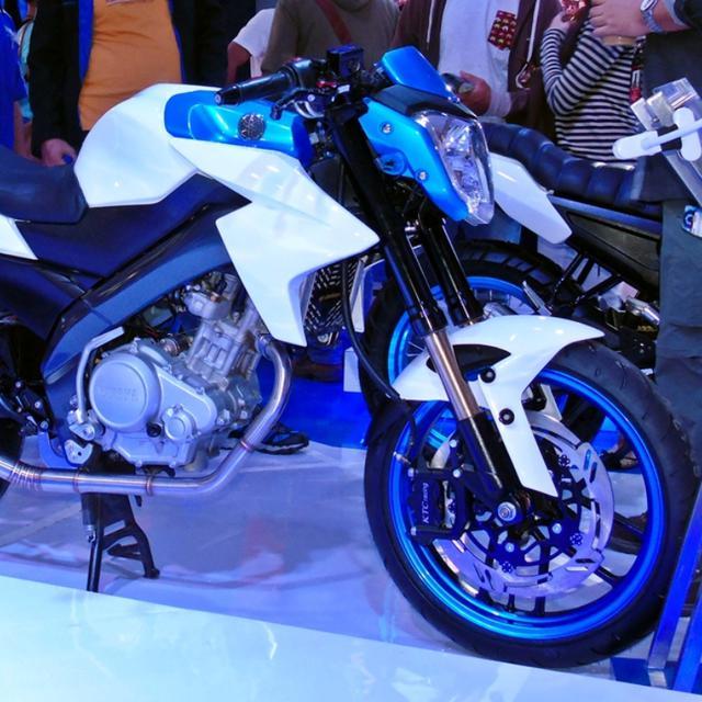 Biar Makin Gagah Begini Resep Modif Yamaha V Ixion Otomotif Liputan6 Com
