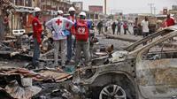 Sejauh ini belum jelas penyebab kedua ledakan yang terjadi di Kota Jos itu. Meski serangan sebelumnya dilakukan Boko Haram.