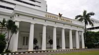 Gedung Pancasila, Kementerian Luar Negeri RI (kredit: Kemlu.go.id)