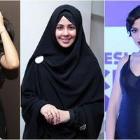 Ayu Ting Ting, Risty Tagor, dan Jessica Iskandar (Bintang Pictures)