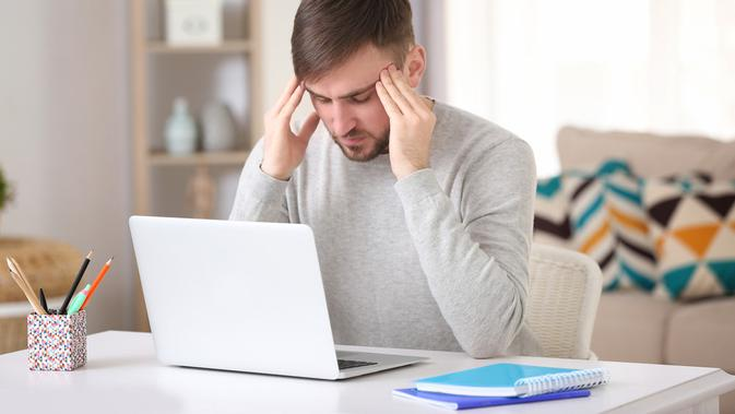 8 Penyebab Sakit Kepala Belakang Atasi Segera