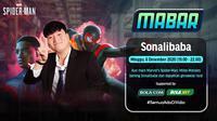 Main bareng Spider-Man: Miles Morales bersama Sonalibaba, Minggu (6/12/2020) pukul 19.00 WIB dapat disaksikan melalui platform Vidio, laman Bola.com, dan Bola.net. (Dok. Vidio)