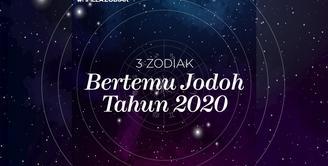 3 Zodiak Ini Bakal Bertemu Jodoh di Tahun 2020