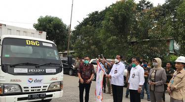 Perum Bulog kembali menyelesaikan penugasan untuk menyalurkan bantuan sosial (bansos) Beras Presiden tahap II. Dok Bulog.