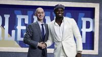 NBA Draft 2019: Pelicans Ambil Zion Williamson (AP)