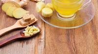Ilustrasi minuman temulawak. (Shutterstock)