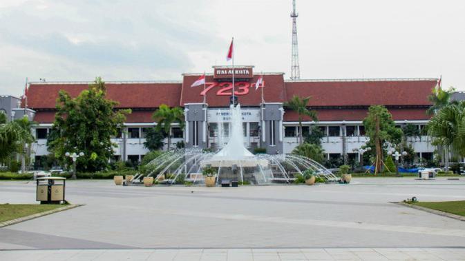Peta Sebaran COVID-19 Surabaya 29 Mei 2020: Pasien Positif Bertambah 94, Meninggal 17 Orang