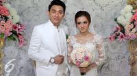 Ifan Seventeen Resmi Menikah dengan Dylan Sahara (Herman Zakharia/Liputan6.com)