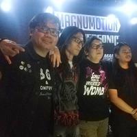 Preskon Hammersonic 2018 (Foto: Fikri Alfi Rosyadi/KapanLagi.com)