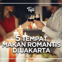 5 Tempat Makan Romantis di Jakarta untuk Merayakan Valentine