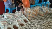 Hasil olahan ikan oleh  Organisasi Dharma Wanita Persatuan (DWP) Kabupaten Boalemo di tengah pandemi (Arfandi Ibrahim/Liputan6.com