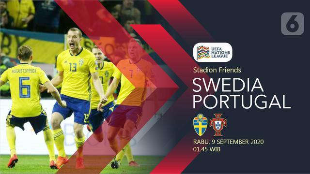 Prediksi Uefa Nations League Swedia Vs Portugal Menang Besar Lagi Bola Liputan6 Com