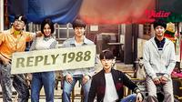 Seria drama Korea Reply 1988. (Sumber: Vidio)