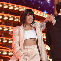 BTS dan Halsey perdana tampilkan Boy with Luv di Billboard Music Awards 2019. (Foto; pitchfork.com)