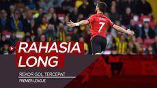 Berita video striker Southampton, Shane Long, mencetak rekor gol tercepat di Premier League, saat menghadapi Watford. Apa rahasianya?