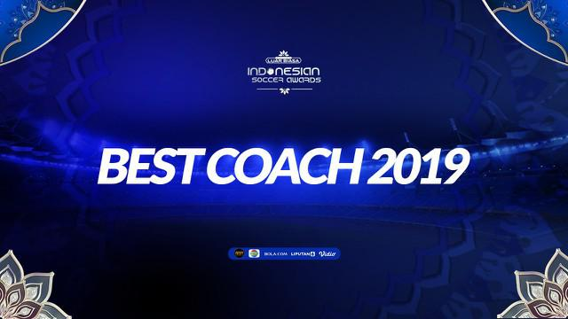 Berita video Stefano Cugurra Teco meraih penghargaan kategori Best Coach di Indonesian Soccer Awards 2019.