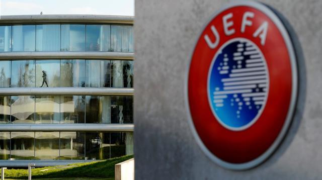 Logo UEFA. (Dok. UEFA)
