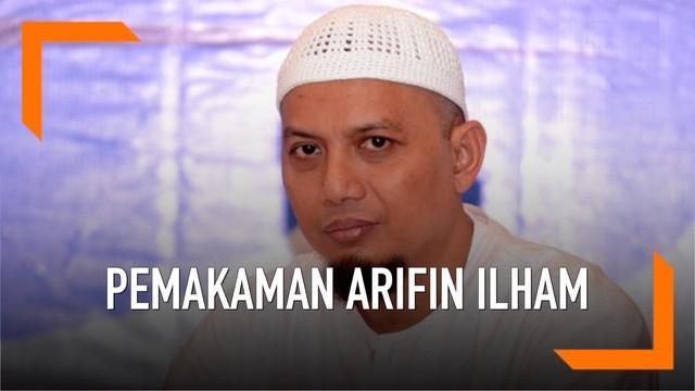 Arifin Ilham meninggal karena kanker getah bening di Penang, Malaysia. Rencananya jenazah almarhum akan dimakamkan di Gunung Sindur, Bogor.