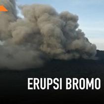 Erupsi gunug Bromo kembali terjadi selain mengeluarkan abu vulkanik, terjadi juga gempa tremor sebanyak 2 kali. Erupsi Bromo mengundang wisatawan untuk berswafoto