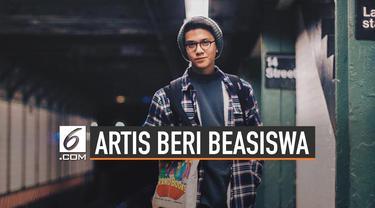 Selain IQbaal Ramadhan, Ini Artis Yang Beri Beasiswa