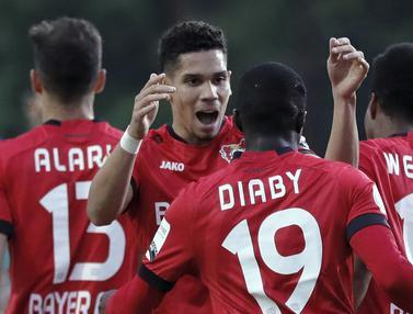 FC Saarbruecken Vs Bayer Leverkusen