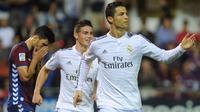 Real Madrid vs Eibar (AFP/Rafa Rivas)