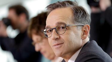 Menteri Luar Negeri Jerman, Heiko Maas (AP/Michael Sohn)