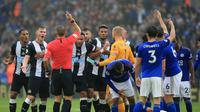 Leicester City Vs Newcastle (AFP / Lindsey Parnaby)