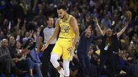 Stephen Curry membuat 51 poin saat Warriors menghajar Wizards (AP)