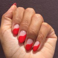 Red Nail Art | instagram.com/paintboxnails