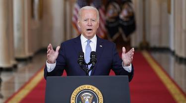 FOTO: Presiden Amerika Serikat Joe Biden