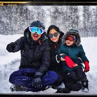 Raffi Ahmad dan Nagita Slavina  (Dok.Instagram/@raffinagita1717/https://www.instagram.com/p/BsRmjq4A3mc/Komarudin)
