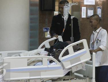 Usai Cuci Darah, Julia Perez Kembali ke Ruang Perawatan