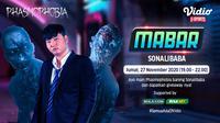 Main bareng Phasmophobia bersama Sonalibaba, Jumat (27/11/2020) pukul 19.00 WIB dapat disaksikan melalui platform Vidio, laman Bola.com, dan Bola.net. (Sumber: Vidio)