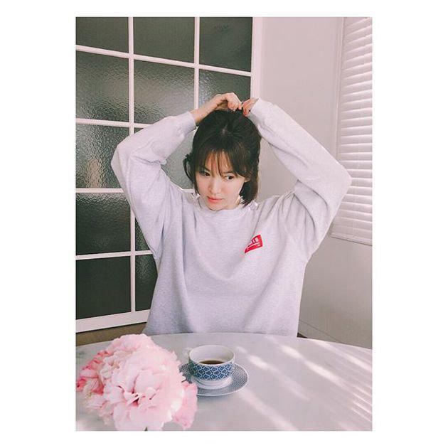Song Hye Kyo/copyright nstagram.com/kyo1122