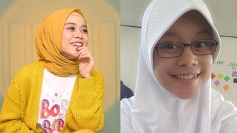 6 Foto Masa Remaja Lesty Kejora saat Pakai Kacamata Ini Bikin Pangling
