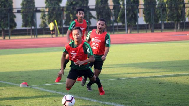 6 Pemain Belum Bergabung dalam Hari Pertama TC Timnas Indonesia U-23 – Indonesia Agenbola
