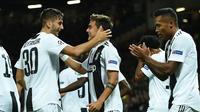 Jika pada musim ini Juventus kembali meraih kegagalan di Liga Champions, bisa dikatakan Allegri segera didepak dan menawari Zidane kontrak besar demi merengkuh tahta tertinggi di eropa tersebut. (AFP/Oli Scarff)