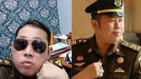 Jaksa Penuntun Umum Robertino Fedrik Adhar Syaripuddin mendadak ramai disorot netizen.  (Sumber: Instagram/@fedrik_adhar)