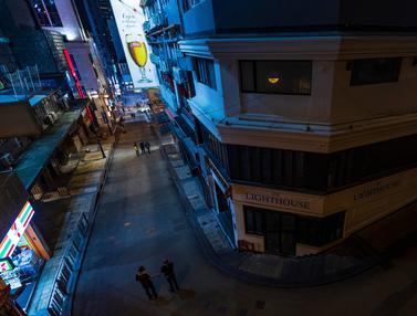 Dihantam COVID-19, Begini Suasana Tempat Hiburan Malam di Hong Kong