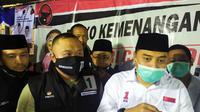 Calon Wali Kota Surabaya nomor urut satu Eri Cahyadi (Foto: Liputan6.com/Dian Kurniawan)