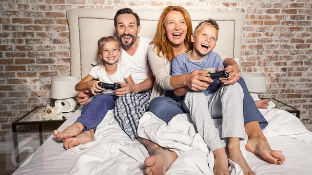 60 Kata Mutiara Keluarga Bahagia Yang Indah Dan Menyentuh Hati Hot Liputan6 Com