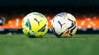 La Liga official ball. Bola ofisial La Liga, Puma. (Dok. La Liga)