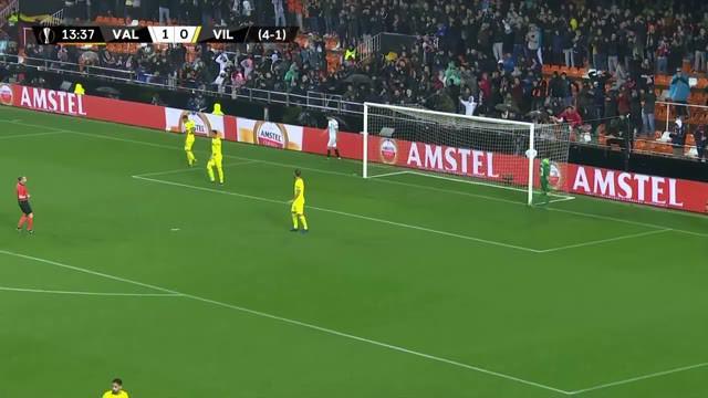 Berita video highlights leg II perempat final Liga Europa 2018-2019 antara Valencia melawan Villarreal yang berakhir dengan skor 2-0 di Estadio de Mestalla, Kamis (18/4/2019).
