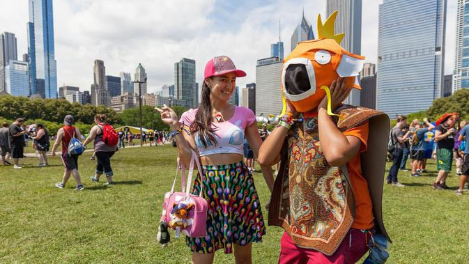Pokemon Go Festival. (Doc: The Verge)