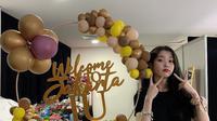 IU di Jakarta (Instagram/ dlwlrma)