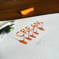 Seorang insinyur listrik membuat project tipografi 3 dimensi yang gokil banget. Kamu bakal ketipu!